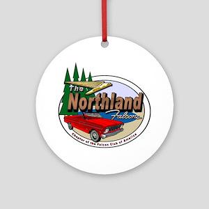 ncfca-logo2012 Round Ornament