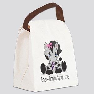 Ehlersdanlossyndrome Canvas Lunch Bag