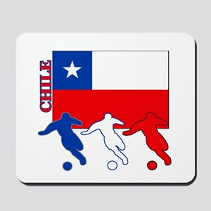 Chile Soccer Mousepad