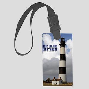 Bodie Island Lighthouse1 Large Luggage Tag