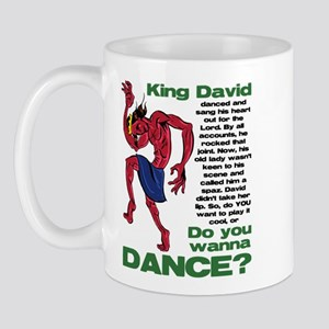 Do You Wanna Dance? Mug