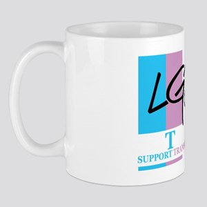 The-T-Is-Not-Silent-blk Mug