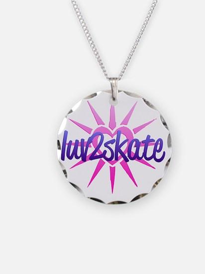 luv2skate Necklace