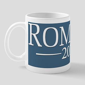 Romney 2012 - blue Mug