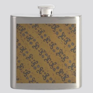 Batique Kuning 2 Flask