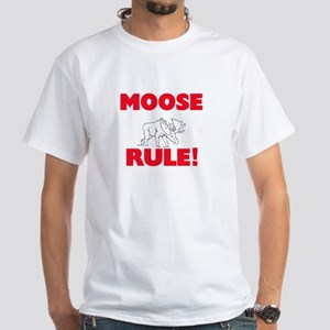 Moose Rule! T-Shirt