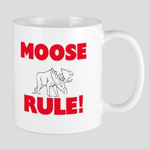 Moose Rule! Mugs