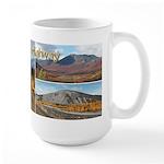 Dempster Highway Large Mug