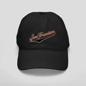 SanFrancisco 3 Black Cap