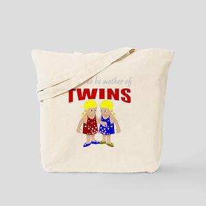 cute maternity twins Tote Bag