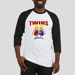 Grandmother of twins Baseball Jersey