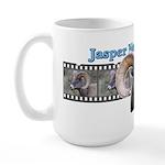Jasper Park Bighorn Sheep Large Mug