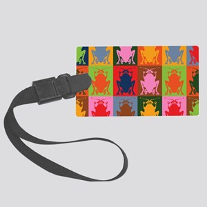 roachbotgreeting Cards_tmpt Large Luggage Tag