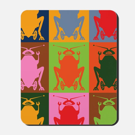 roachbotJournal Mousepad