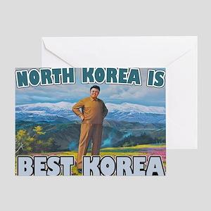 Best north korean greeting cards cafepress north korean is best korean greeting card m4hsunfo