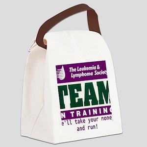 TNT-large tmr Canvas Lunch Bag