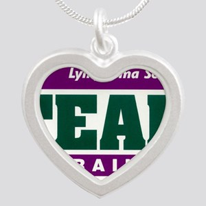 TNT-large tmr Silver Heart Necklace
