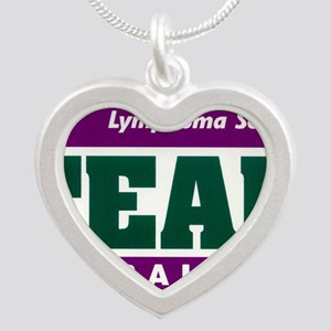 TNT-large 131 Silver Heart Necklace