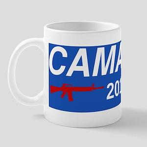 Camacho_2012_Bumper_Sticker Mug