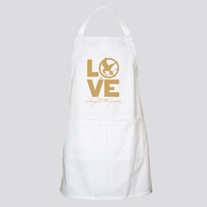 love changed the games Apron