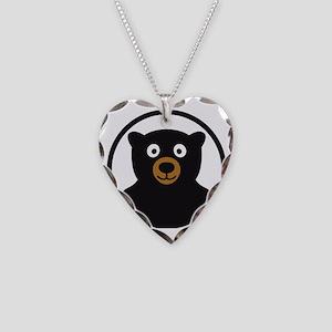 Bear B 04_2012 2c Necklace Heart Charm
