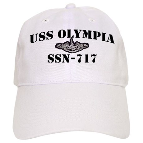 USS OLYMPIA Cap
