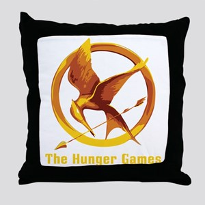 The Hunger Games 2 Throw Pillow