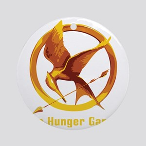 The Hunger Games 2 Round Ornament