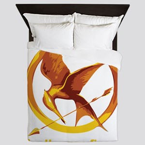 The Hunger Games 2 Queen Duvet