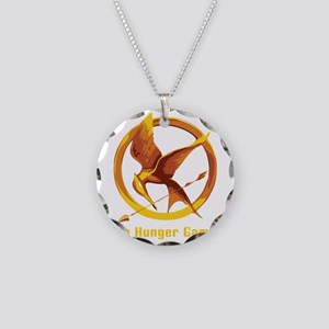 The Hunger Games 2 Necklace Circle Charm