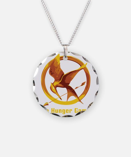 The Hunger Games 2 Necklace