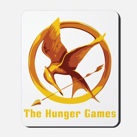 The Hunger Games 2 Mousepad