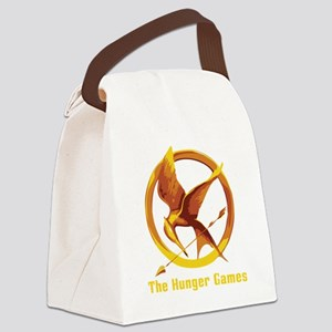 The Hunger Games 2 Canvas Lunch Bag