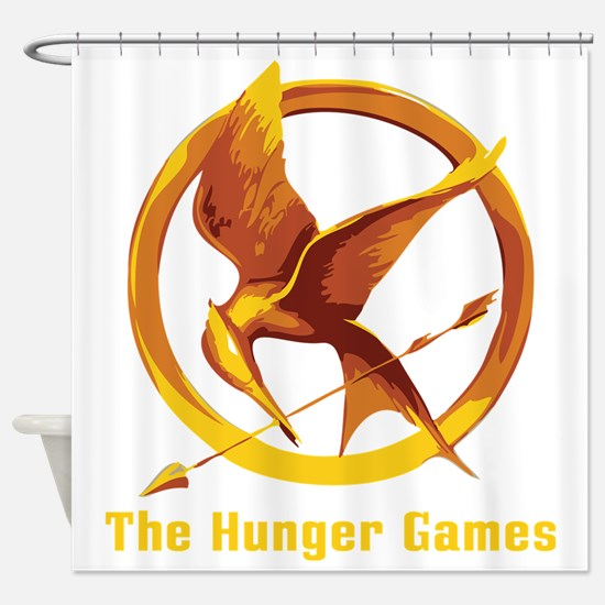 The Hunger Games 2 Shower Curtain