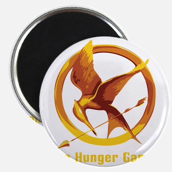 The Hunger Games 2 Magnet