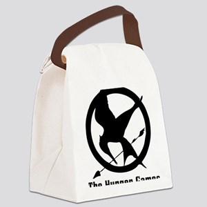 The Hunger Games 3 Canvas Lunch Bag