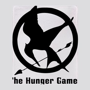 The Hunger Games 3 Throw Blanket