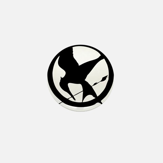 The Hunger Games 3 Mini Button