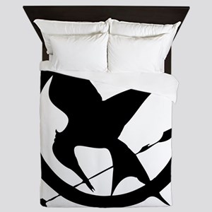 The Hunger Games 3 Queen Duvet