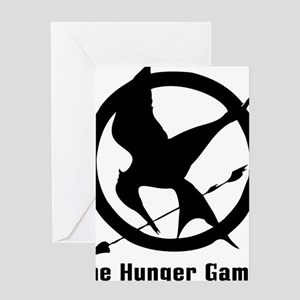 The Hunger Games 3 Greeting Card