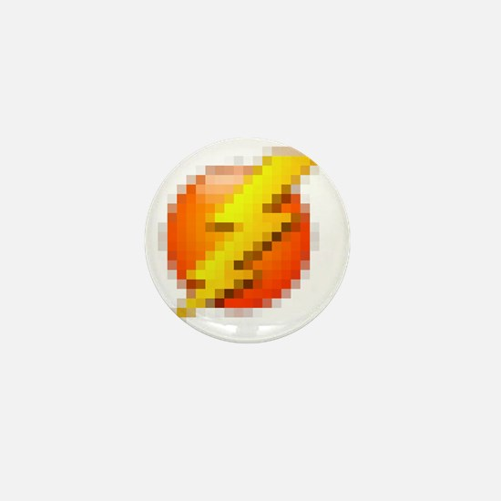 lightning Mini Button