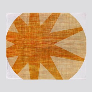 Sunburst Throw Blanket