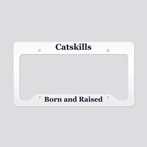 Catskills Frame License Plate Holder