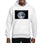 Earth Day Earthrise Hooded Sweatshirt