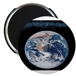 Earth Day Earthrise Magnet