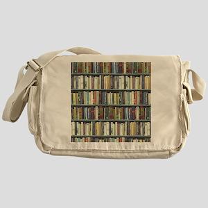 Bookshelf7100 Messenger Bag