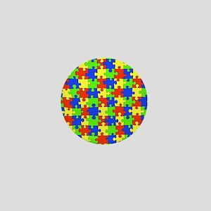 uniquepuzzle Mini Button