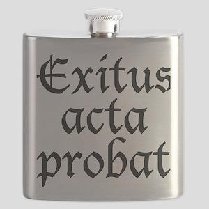 Exitus_acta_probat Flask