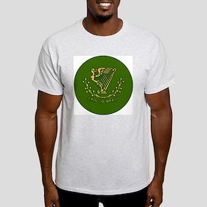 ERIN-GO-BRAGH-3-INCH-BUTTON Light T-Shirt