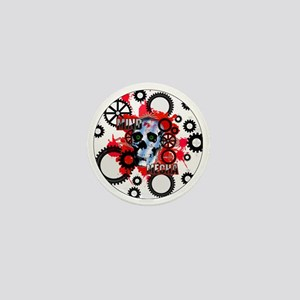 MIND-MECHA-3-INCH-BUTTON Mini Button